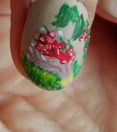 cherry hands