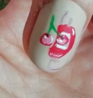cherries lips
