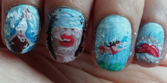 under water nails