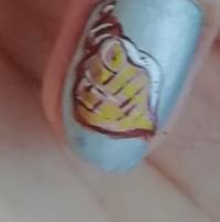 shell nails
