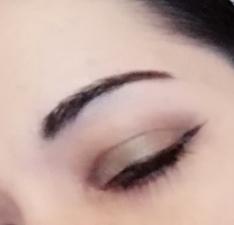 green makeup