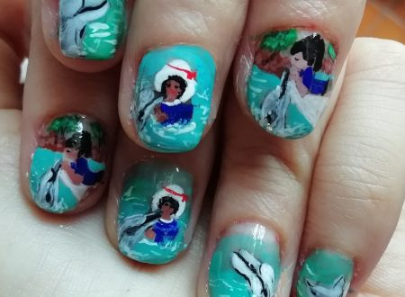 Dolphins and humans nails
