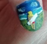 surf nails
