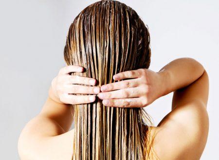 Maschere per rafforzare i capelli