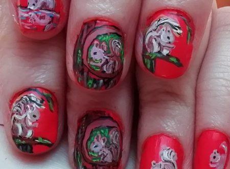 Squirrels nails