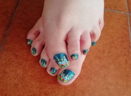 Xmas feet