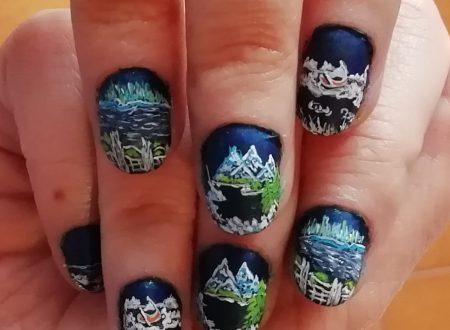 Frozen lake nails