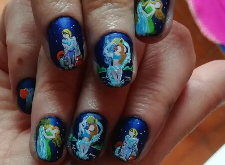 Acquarius nails