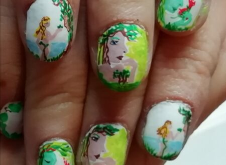 Forest deva nails