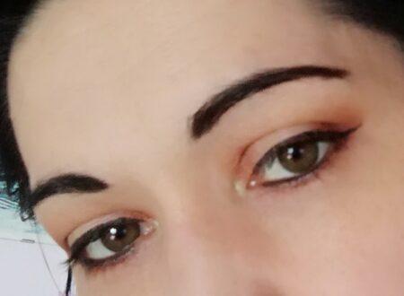 Brilliant makeup